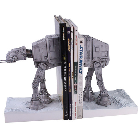 Star Wars: The Empire Strikes Back AT-AT Bookends — TurntableLab.com
