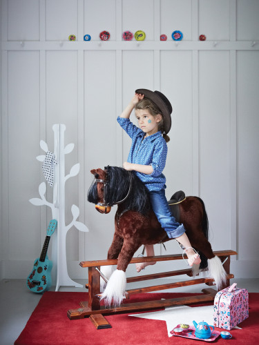 Lovely Rocking Horse NEW - Kids