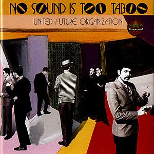 Amazon.co.jp: No Sound Is Too Taboo: 音楽