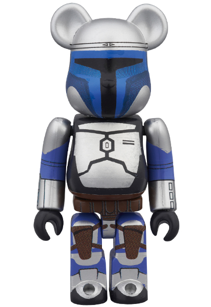 MEDICOM TOY - BE@RBRICK STAR WARS™ 2 PACK JANGO FETT™ & BOBA FETT™
