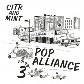 Vancouver Pop Alliance Compilation - Volume 3 | Mint Records