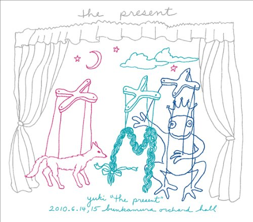 "Amazon.co.jp: YUKI""The Present""2010.6.14,15 Bunkamura Orchard Hall(初回生産限定盤)(DVD付): YUKI: 音楽"