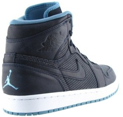 Nike Air Jordan 1 Retro High Premier navy niebiskie the trash • Sales on marketeo.com