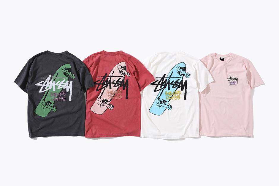 STÜSSY HARAJUKU CHAPTER GRAND OPENING SPECIAL PRODUCT : STUSSY JAPAN OFFICIAL SITE