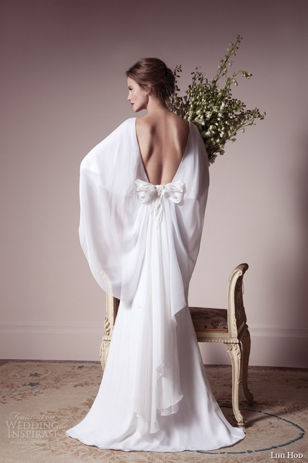 Lihi Hod Spring 2013 Wedding Dresses | Wedding Inspirasi