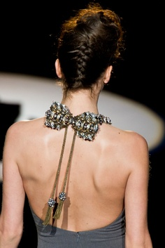 Badgley Mischka Fall 2013 - Details | Brilho...