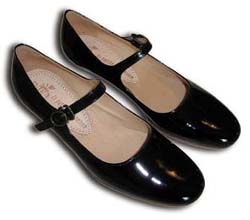 nico BALLET ONE-STRAP shoes