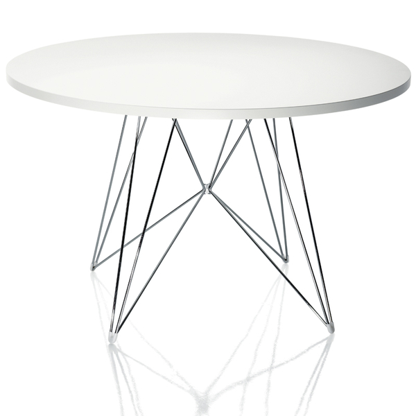Tavolo XZ3 Round Dining Table by Magis - Innes