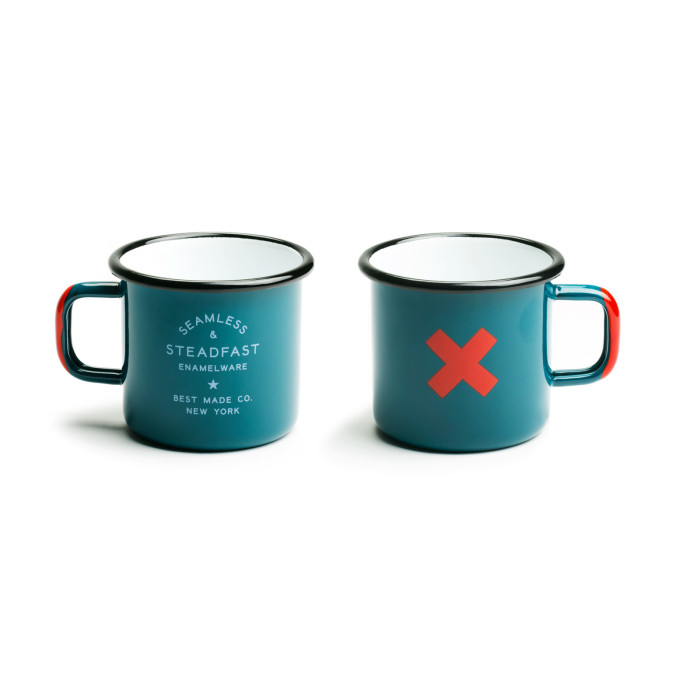 Best Made Company — Seamless & Steadfast Enamel Cups