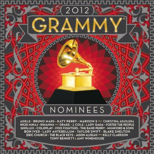 Amazon.co.jp: 2012 Grammy Nominees: 2012 Grammy Nominees: 音楽