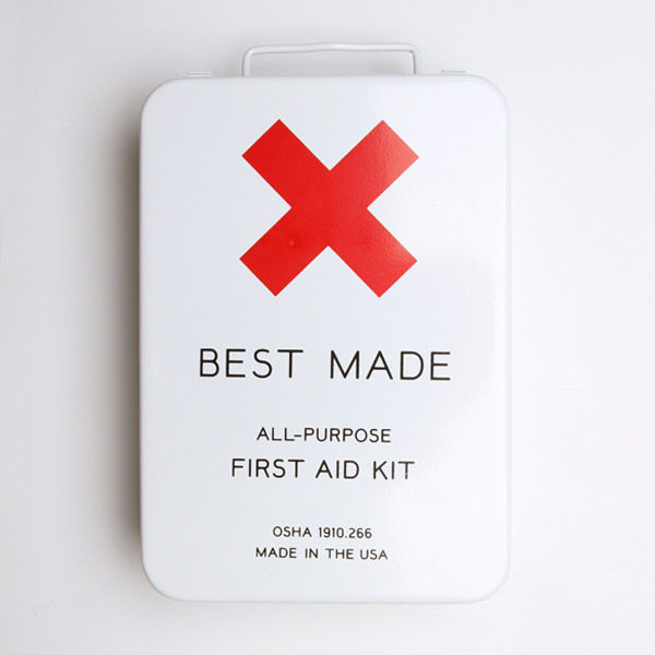 Best Made Company — First Aid Kit