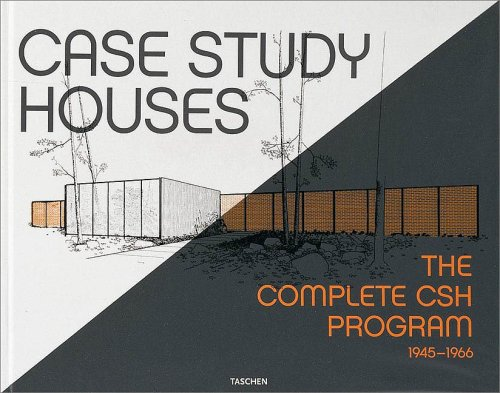 Amazon.co.jp: Case Study Houses (Jumbo): Elizabeth A. T. Smith, Peter Goessel: 洋書