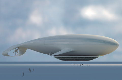 Blimp My Ride - Articles - Dwell