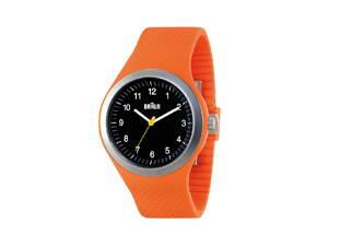 New Braun Sport Watch Mod 111 in Orange [GS-BN111BKORG] - $150.00 - GSelect - Gifts for Men. Unique, Cool Gift Ideas and Presents