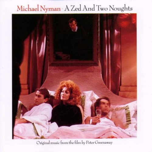 Amazon.co.jp: A Zed and Two Noughts: Michael Nyman: 音楽