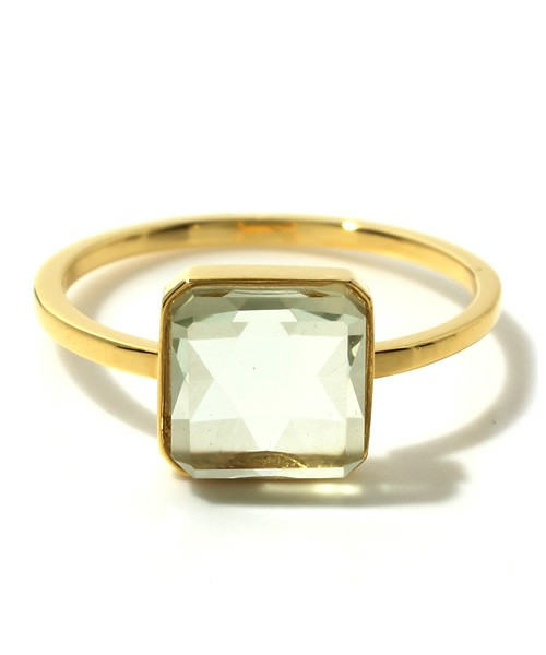 COSMIC WONDER Light Source - Fashion / HEXAGRAM CRYSTAL RING(リング) - ZOZOTOWN