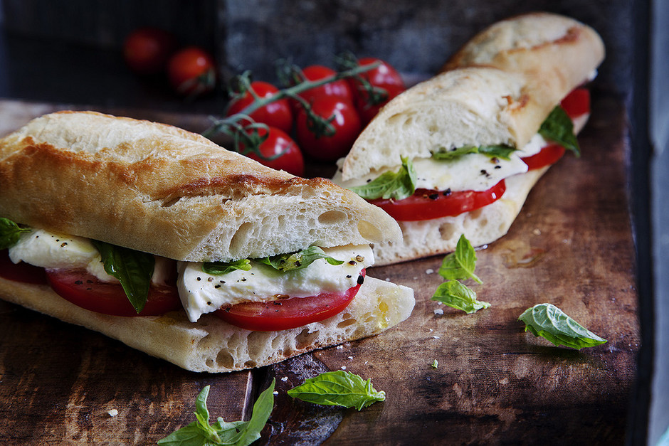 All sizes | Frittata Baguette | Flickr - Photo Sharing!