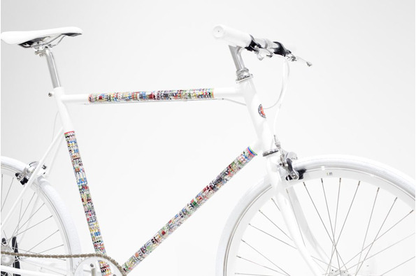 BAY - updates - The Art Bikes Of Tokyo Bike