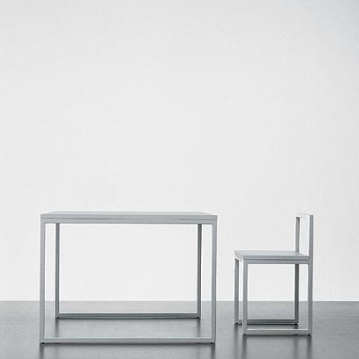 Cappellini Fronzoni '64 table and chair series - Minimalissimo
