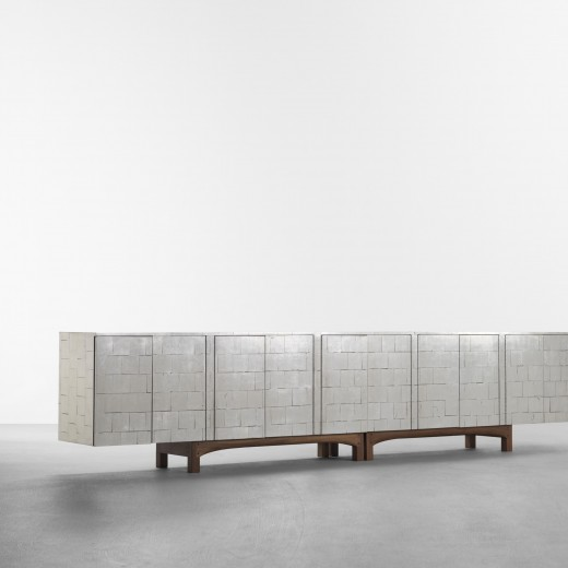 139: Phillip Lloyd Powell / custom cabinet < The Collection of John R. Eckel, Jr., 28 June 2011 < Auctions   Wright