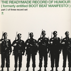 V.A. / READYMADE RECORD OF HUMOUR PART 3 | Record CD Online Shop JET SET / レコード・CD通販ショップ ジェットセット