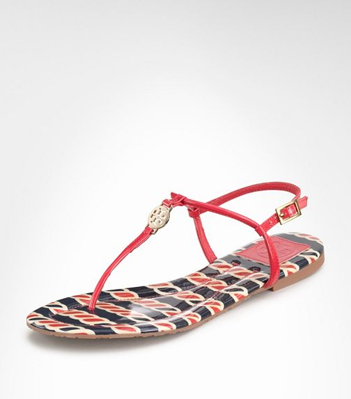 Printed Emmy Sandal | Womens Sandals | ToryBurch.com