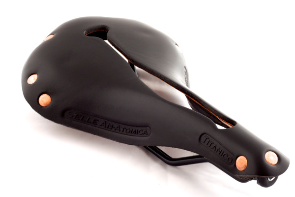 Selle Anatomica - Products - Titanico