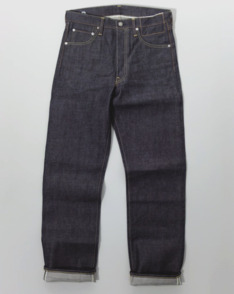 Social Sculpture 01 Unwashed Jean by Visvim available to buy at The Bureau Belfast