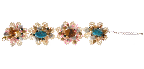Emma Cassi - handmade jewellery with antique lace - buy online