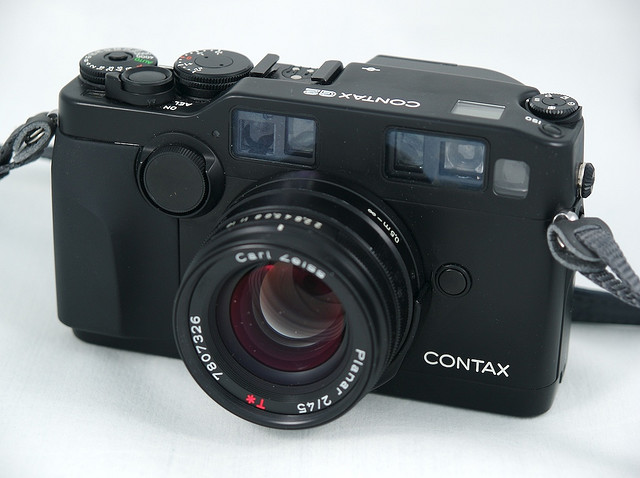 Contax G2 Black (1) | Flickr - Photo Sharing!