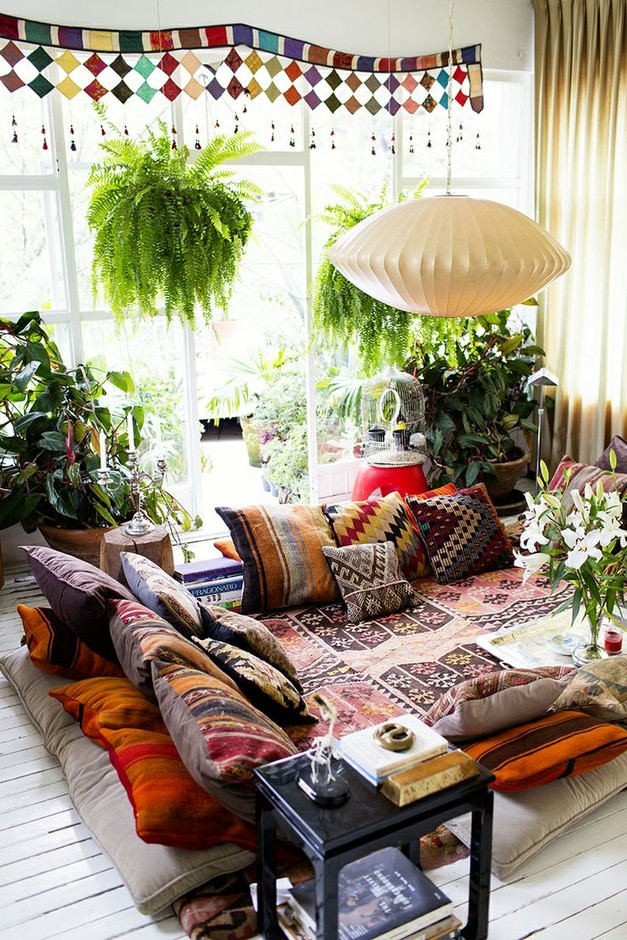 Aldo Chaparro. The Selby | BOHO ROOMS | Pinterest