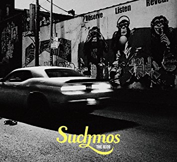 Amazon.co.jp: Suchmos : THE KIDS(通常盤) - ミュージック