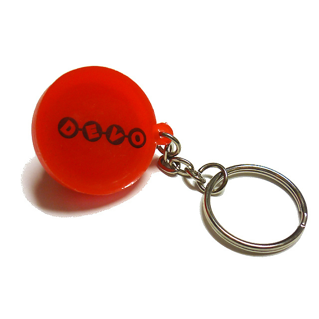 DEVO Energy Dome keychain (Front) | Flickr - Photo Sharing!
