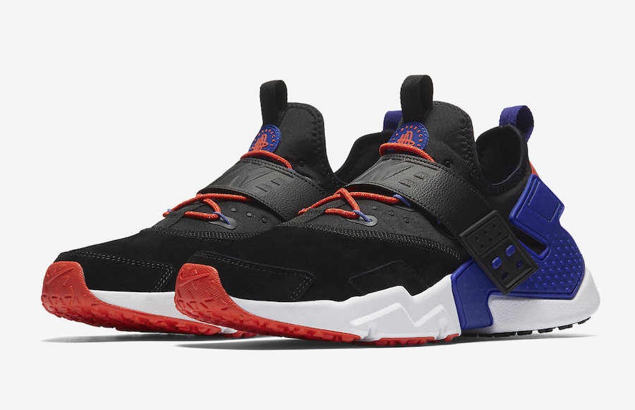 Nike Air Huarache Drift Rush Violet AH7335-002 - Sneaker Bar Detroit