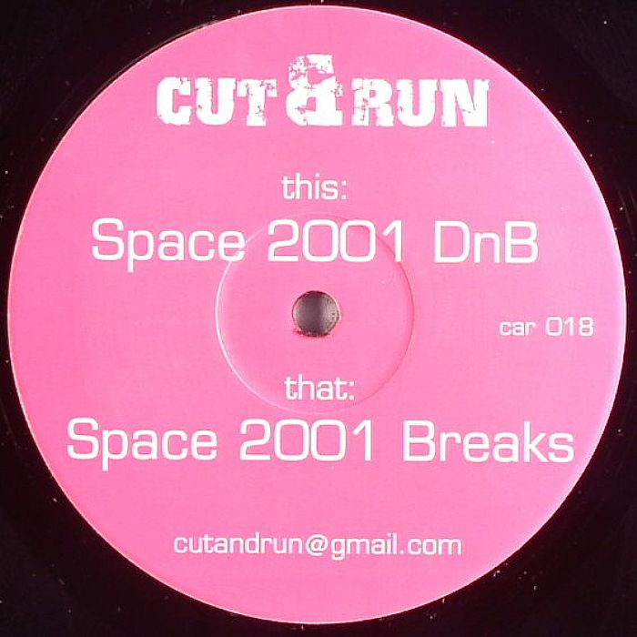Space 2001 Breaks at Juno Records