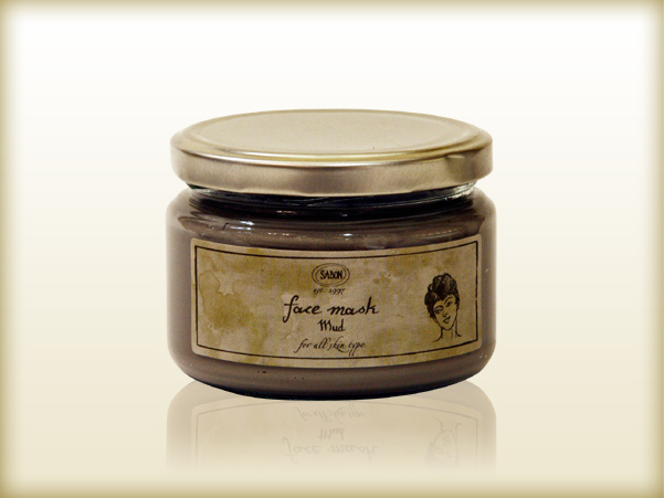SABON - Products - Face:Face Mask Mud