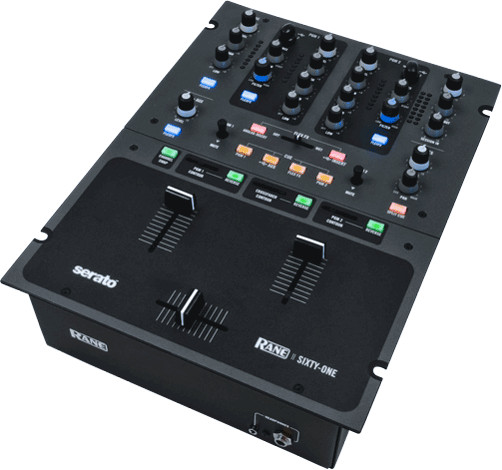 Sixty-One Mixer for Serato Scratch Live
