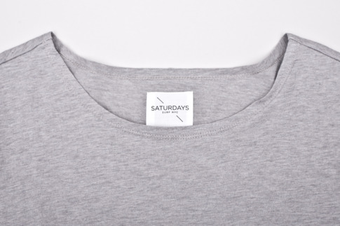 Saturdays Surf NYC | Online Store | Collett Heather Boatneck T