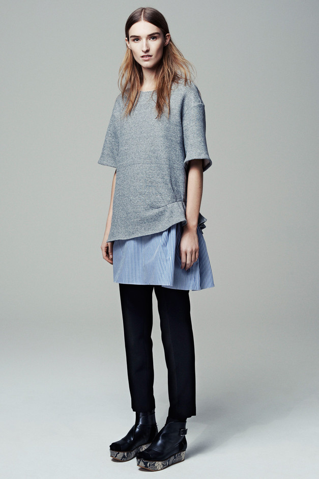 Thakoon Addition | Pre-Fall 2014 Collection | Style.com