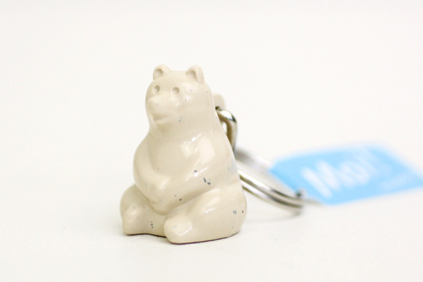 Polar Bear key holder - 雑貨 - SHOPPING *CDCinc