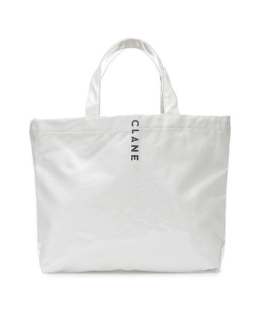 VINYL CANVAS BAG