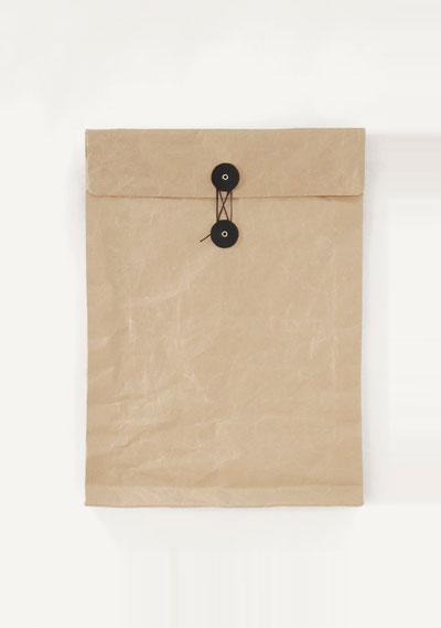 Envelope with string ひも付き封筒 : CIBONE