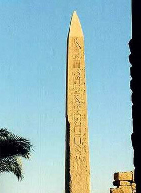 The Temple Complex of Karnak in Thebes (Modern Luxor), Egypt