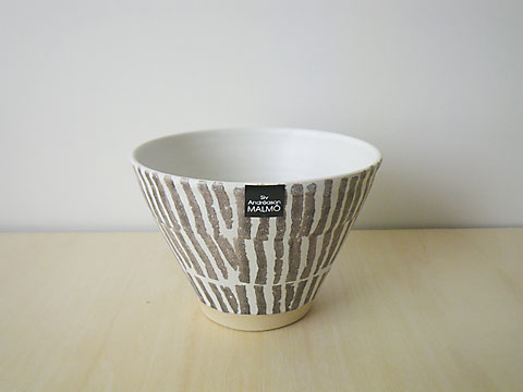 Siv Andreason「Mingel」bowl S - Mies online shop | 北欧デザインと雑貨の店 ミース