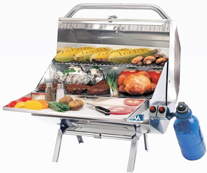 A10-1218LS Catalina Infrared, Gourmet Series Gas Grill
