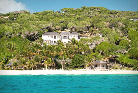 Sunrise House – Mustique