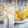 Desserts for Breakfast: Kiwi Orange Creamsicles