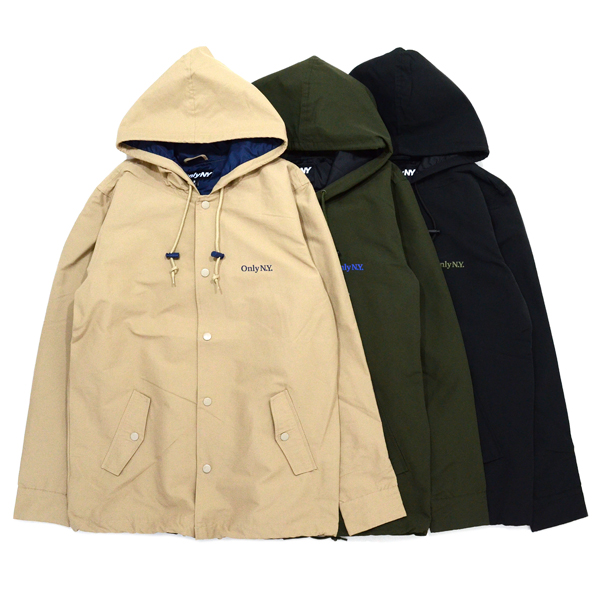 Lodge Hooded Coach Jacket | ONLY NY を通販 | SUPPLY TOKYO online store