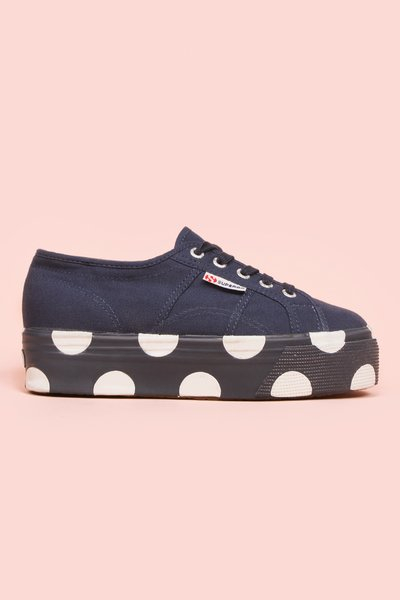 DOT-TO-DOT: HOUSE OF HOLLAND X SUPERGA! - OPENING CEREMONY