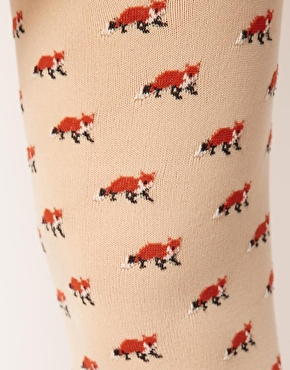 Eley Kishimoto | Eley Kishimoto Fox Tights at ASOS